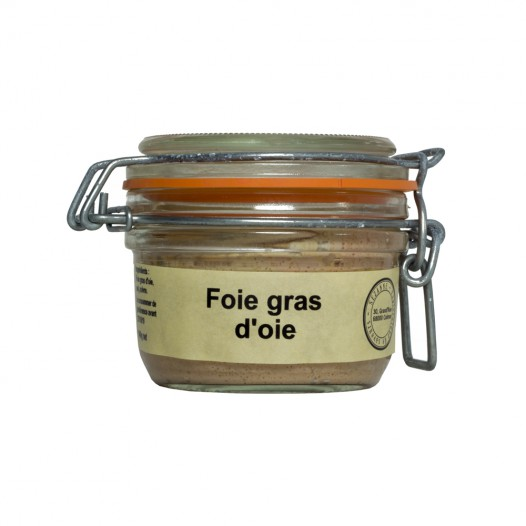 Foie Gras d'Oie (140g)
