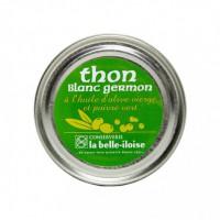 Thon Blanc Germon à l'Huile d'Olive Vierge et au Poivre Vert