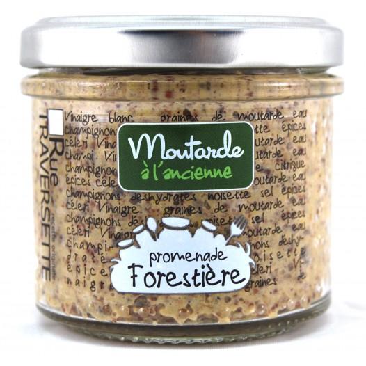Moutarde à l'ancienne Promenade Forestière