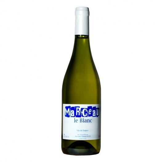 Vin de France Marceau Le Blanc
