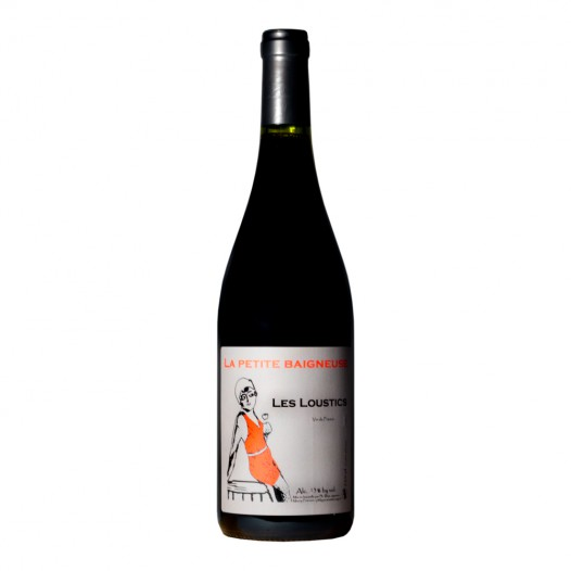 Vin de France 14 La Petite Baigneuse Les Loustics