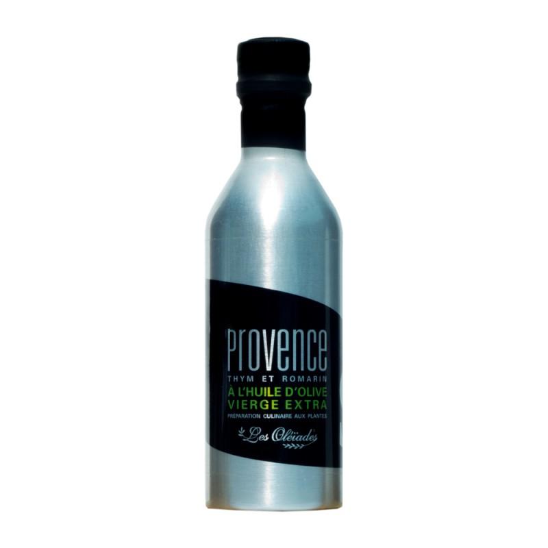 Huile d 39 olive vierge extra provence les ole ades for Huile d olive salon de provence