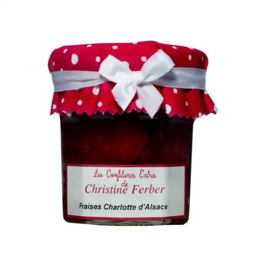 confiture christine ferber fraises charlotte d 39 alsace. Black Bedroom Furniture Sets. Home Design Ideas