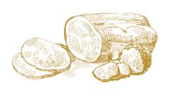 Fois gras et truffes